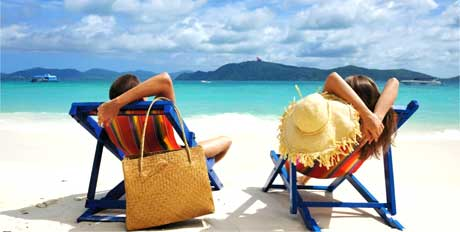 Beaches Relaxing Tours