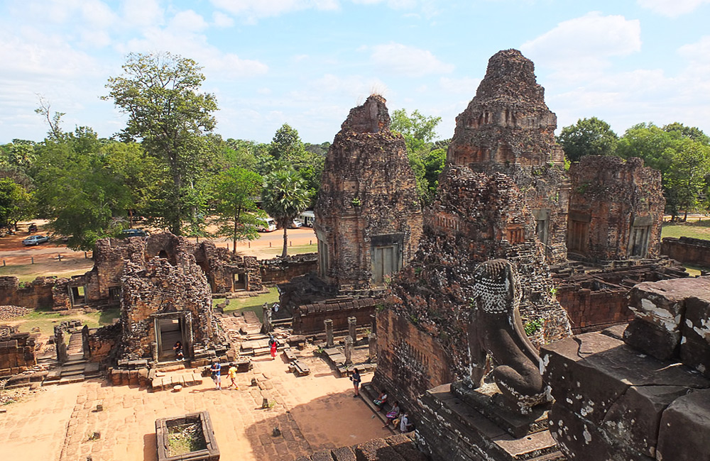 Angkor Wat Free and Easy 2 days