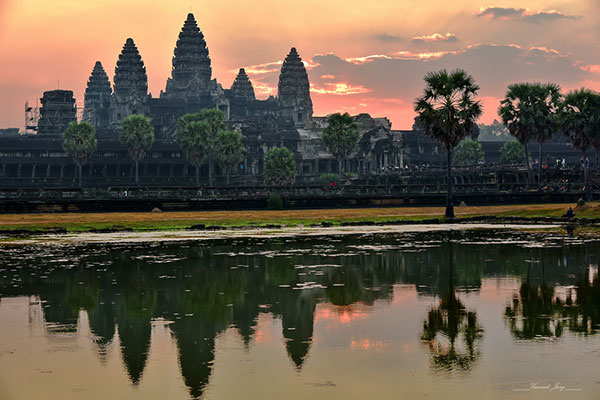 Travel from VietNam to Cambodia