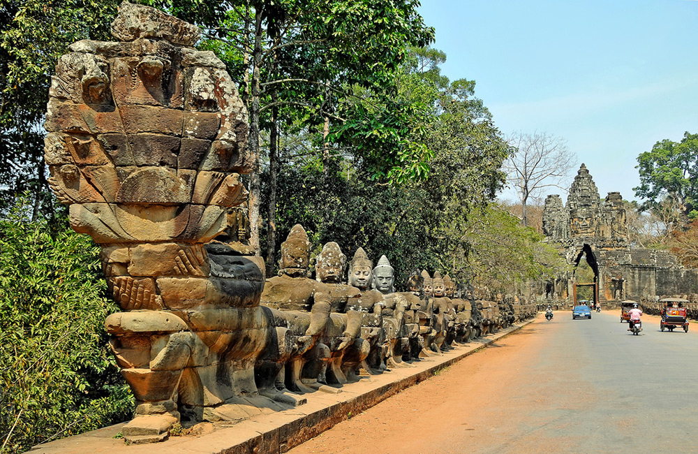Khmer Empire 8days